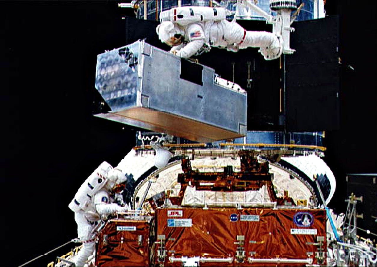 Misja serwisowa Teleskopu Kosmicznego Hubble'a
