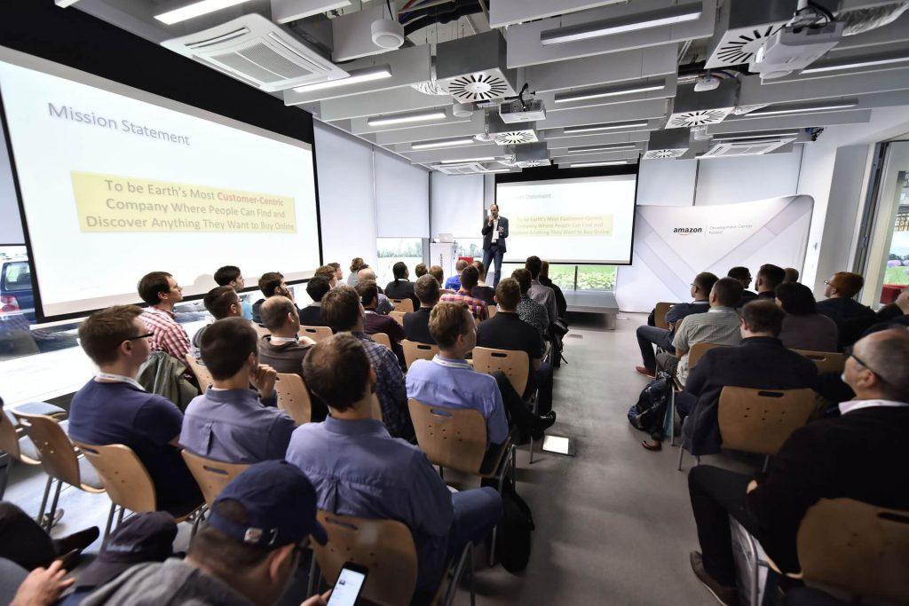 Amazon w trakcie konferencji w Gdańsku zaprezentuje programistom swoje najnowsze technologie