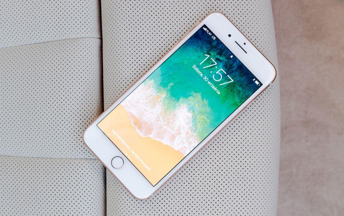 Od aktualizacji iPhone'ów można regulować zegarki. iOS 11.0.2 już dostępny