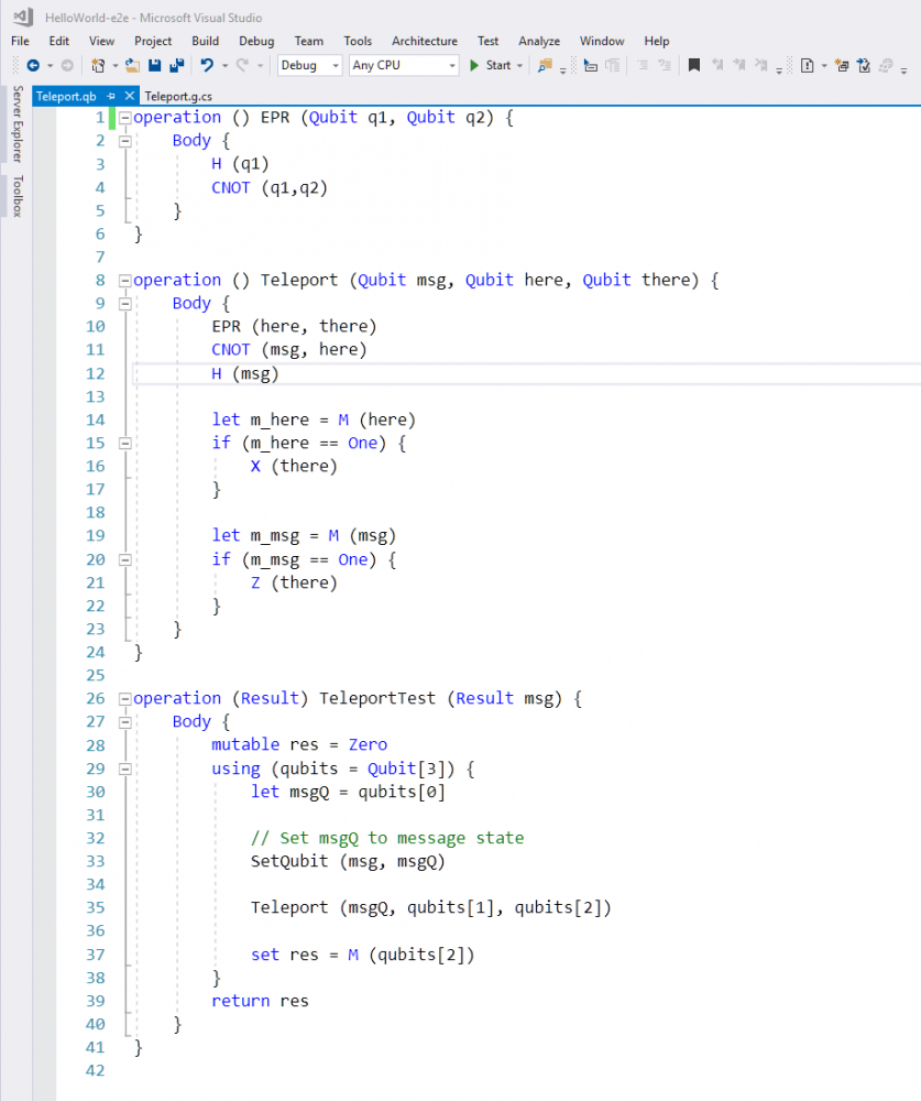 kwantowy język programowania