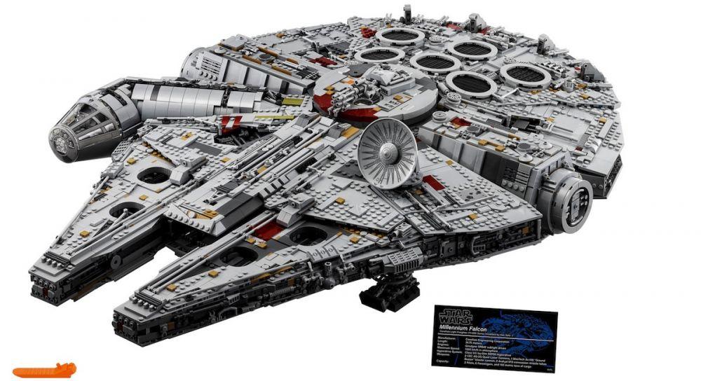 lego 75192 sokół millenium falcon star wars