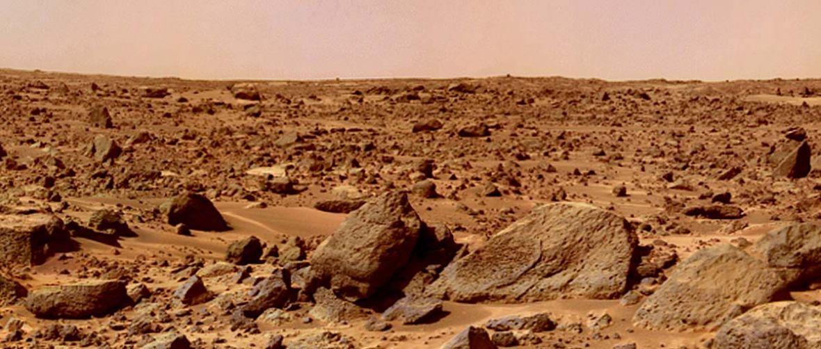 Szanse na to, że na Marsie istniało kiedyś życie, właśnie wzrosły. Na Czerwonej Planecie odkryto związki organiczne