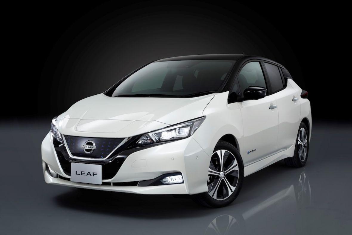 Jazda z jednym pedałem, czyli nowości w Nissanie Leaf