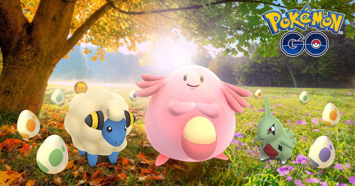 Trenerzy Pokemon GO wracają na szlak, póki jeszcze jest ciepło. Nadchodzi Równonoc