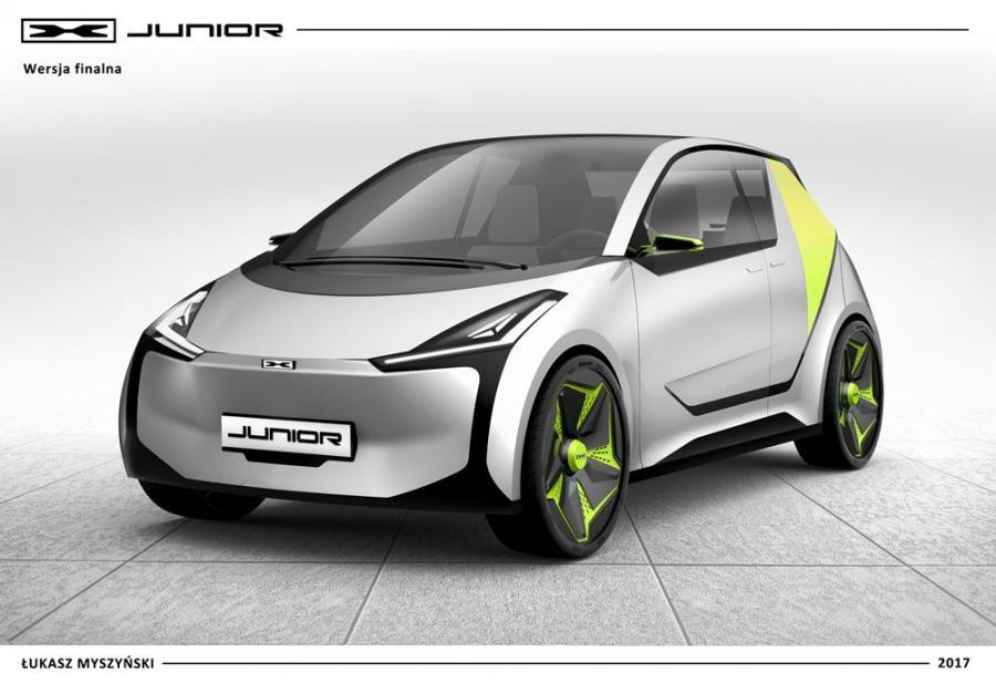 polski samochod elektryczny electromobility