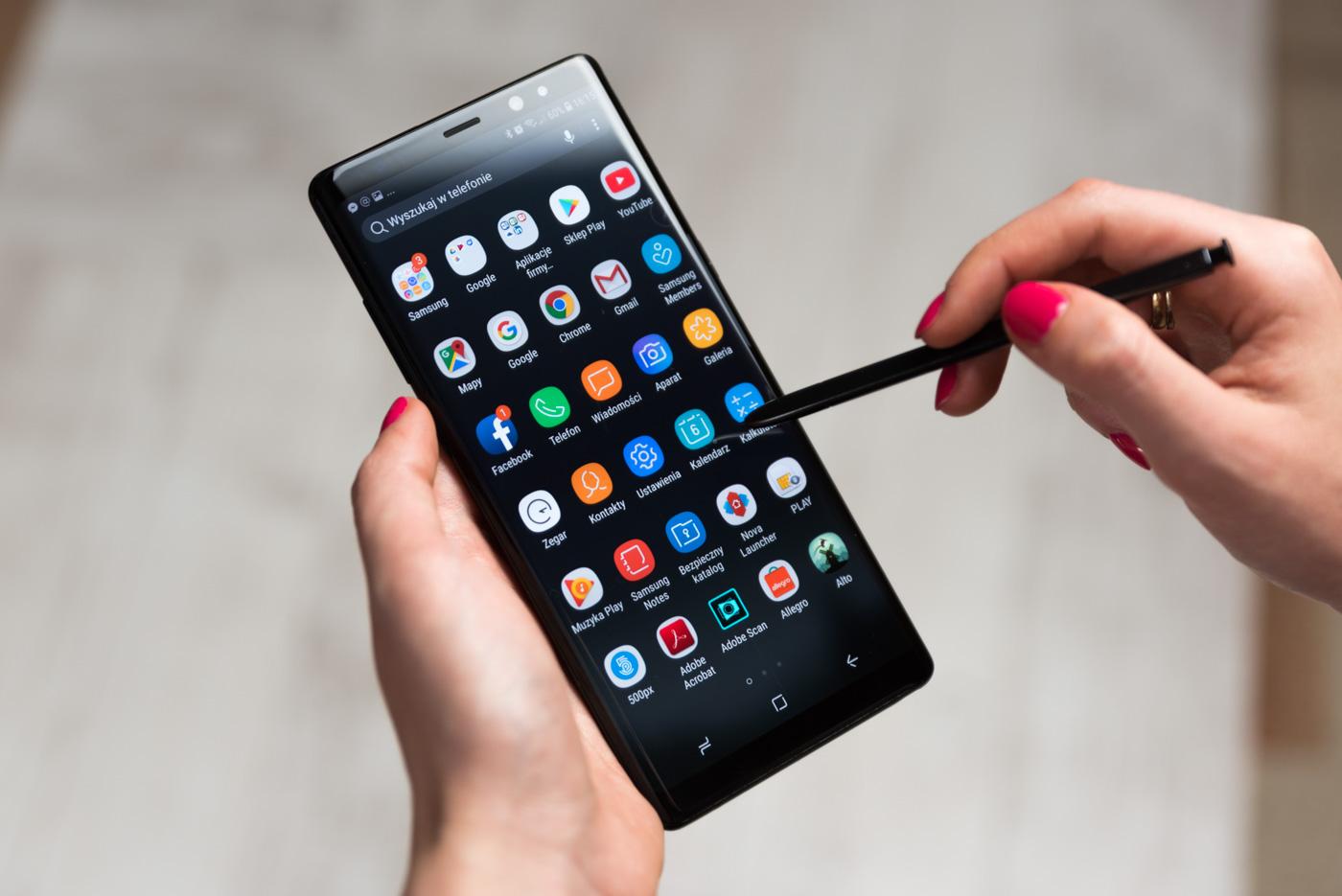 Samsung Galaxy Note 8 - recenzja - test - opinie