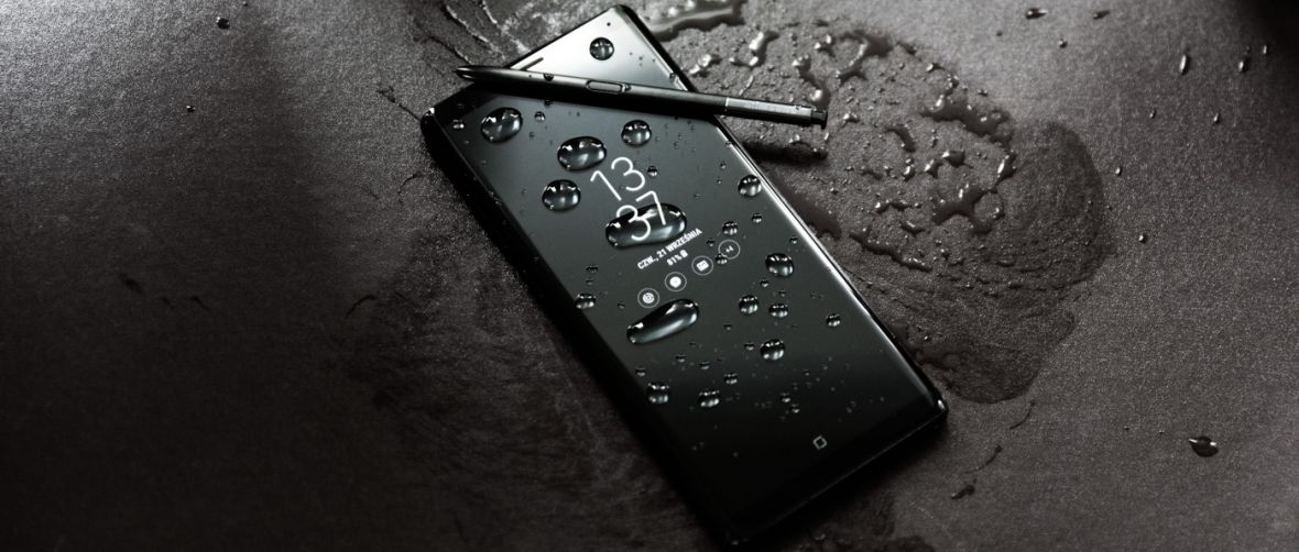 Największy koszmar Steve'a Jobsa. Samsung Galaxy Note 8 – recenzja Spider's Web