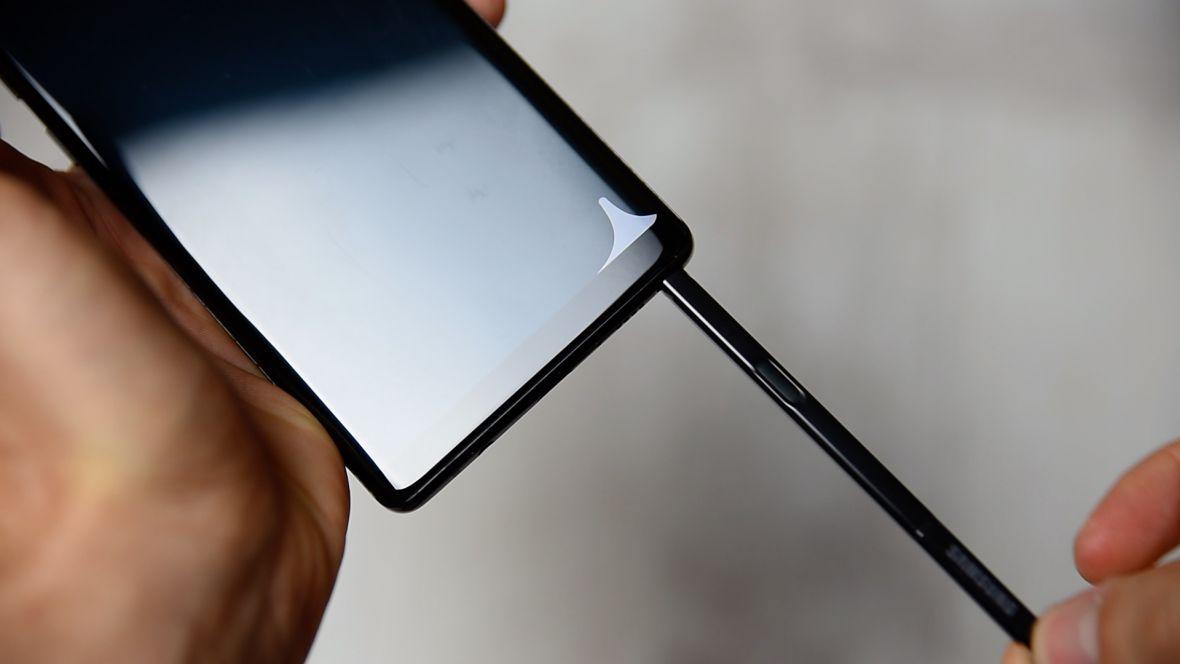Co potrafi rysik S Pen w Samsungu Galaxy Note 8?