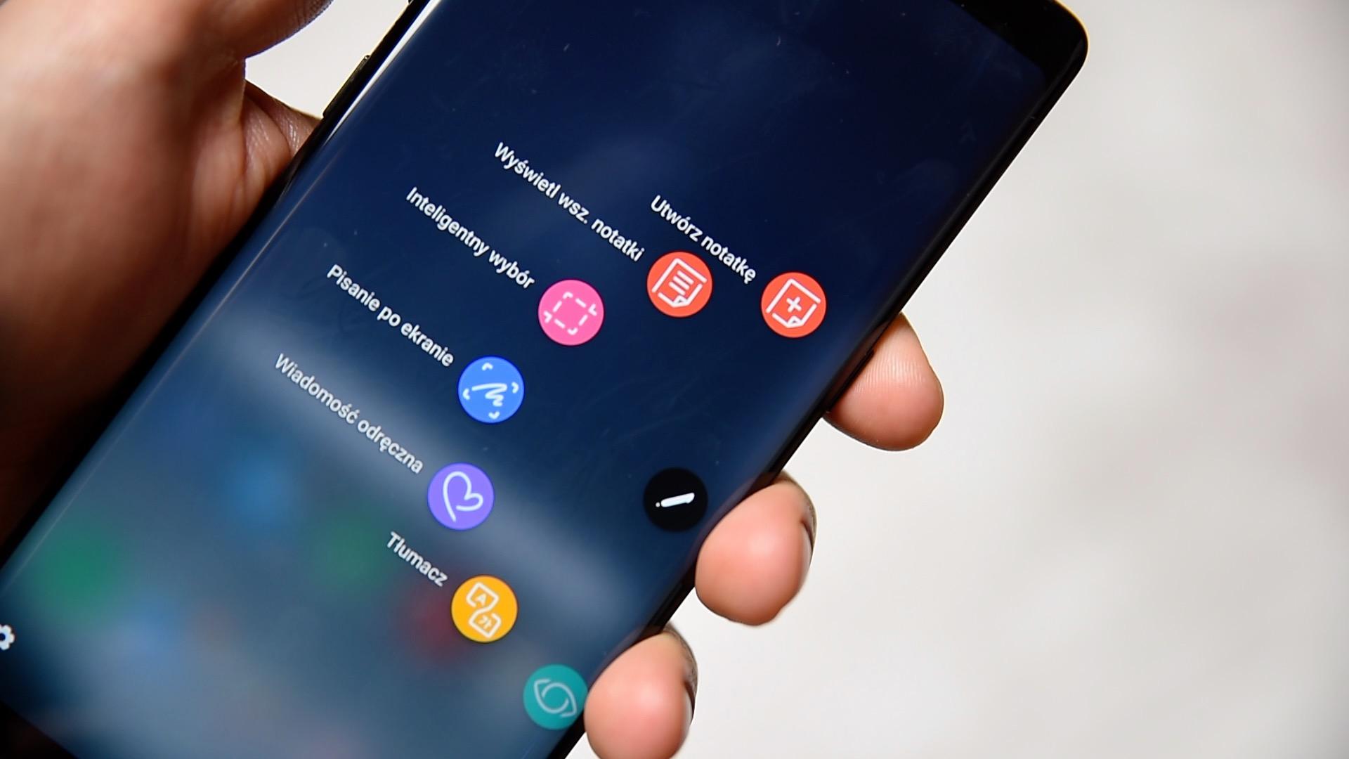 Samsung Galaxy Note 8 - rysik S Pen