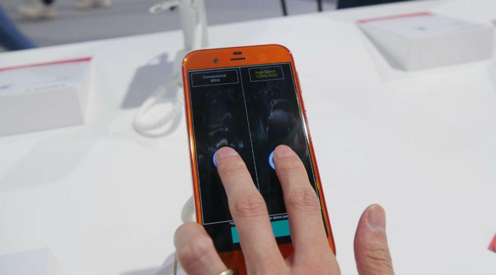 sharp smartfony europa