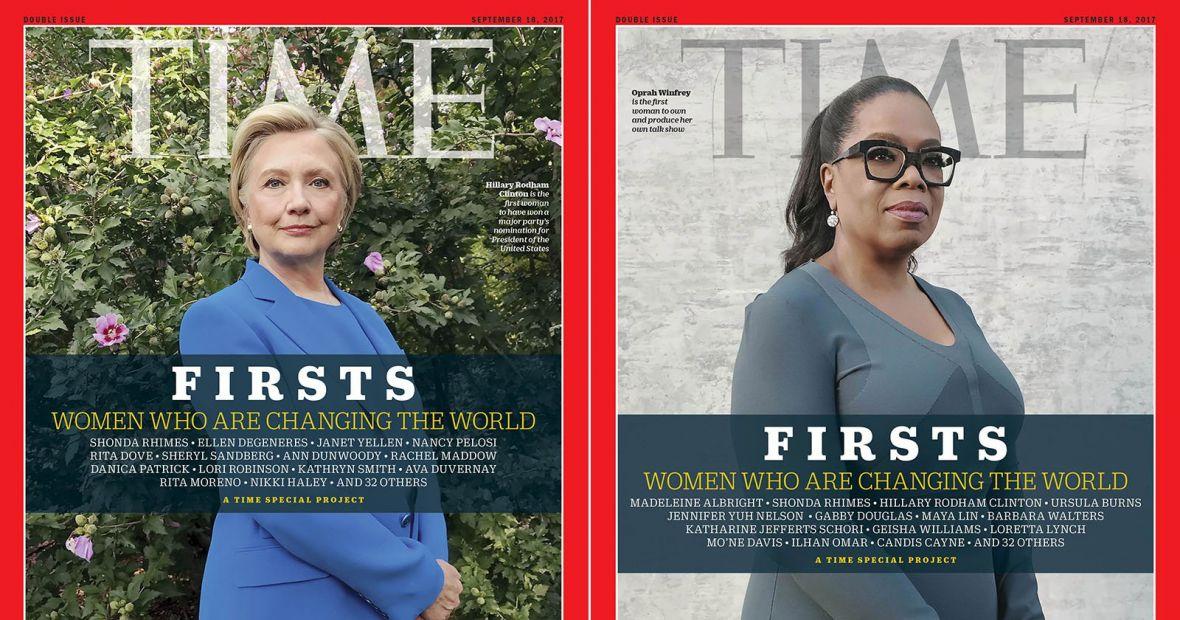 12 niesamowitych zdjęć na okładkach magazynu TIME. Każde zrobiono iPhone'em