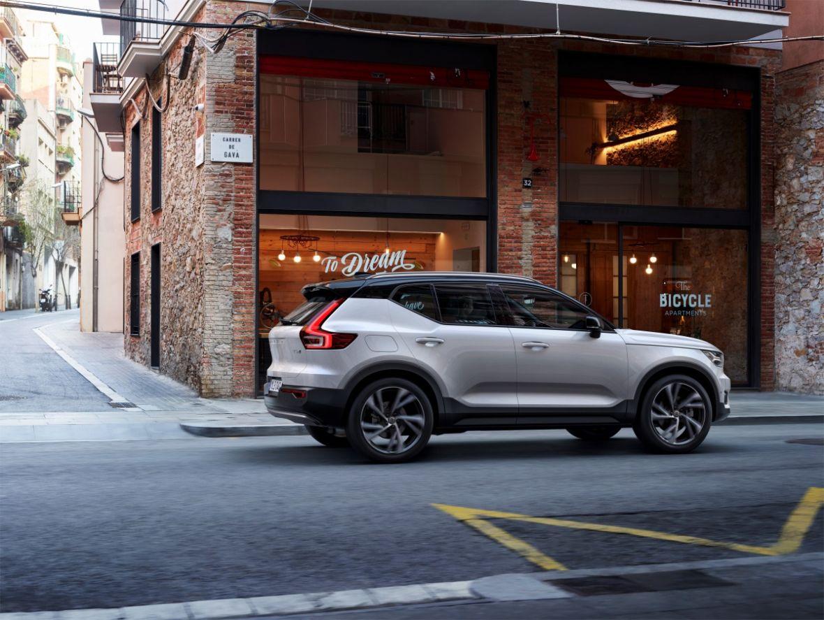 Ambitny cel – Volvo zakłada, że w 2025 roku połowa klientów kupi elektryczne auto