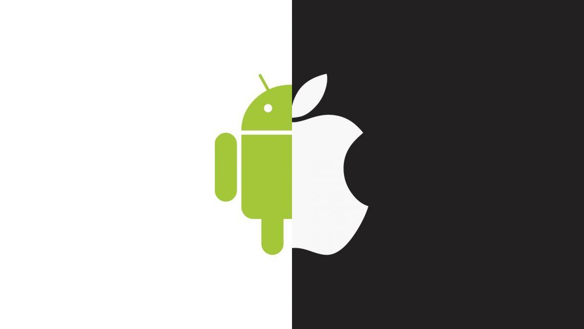 Sekta zielonego robota kontra sekta wielkiego jabłka. Czy w świecie technologii jest jeszcze miejsce na symetryzm?