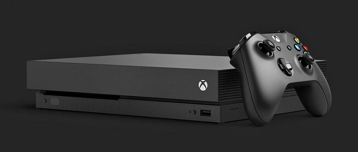 Xbox One X dostępność