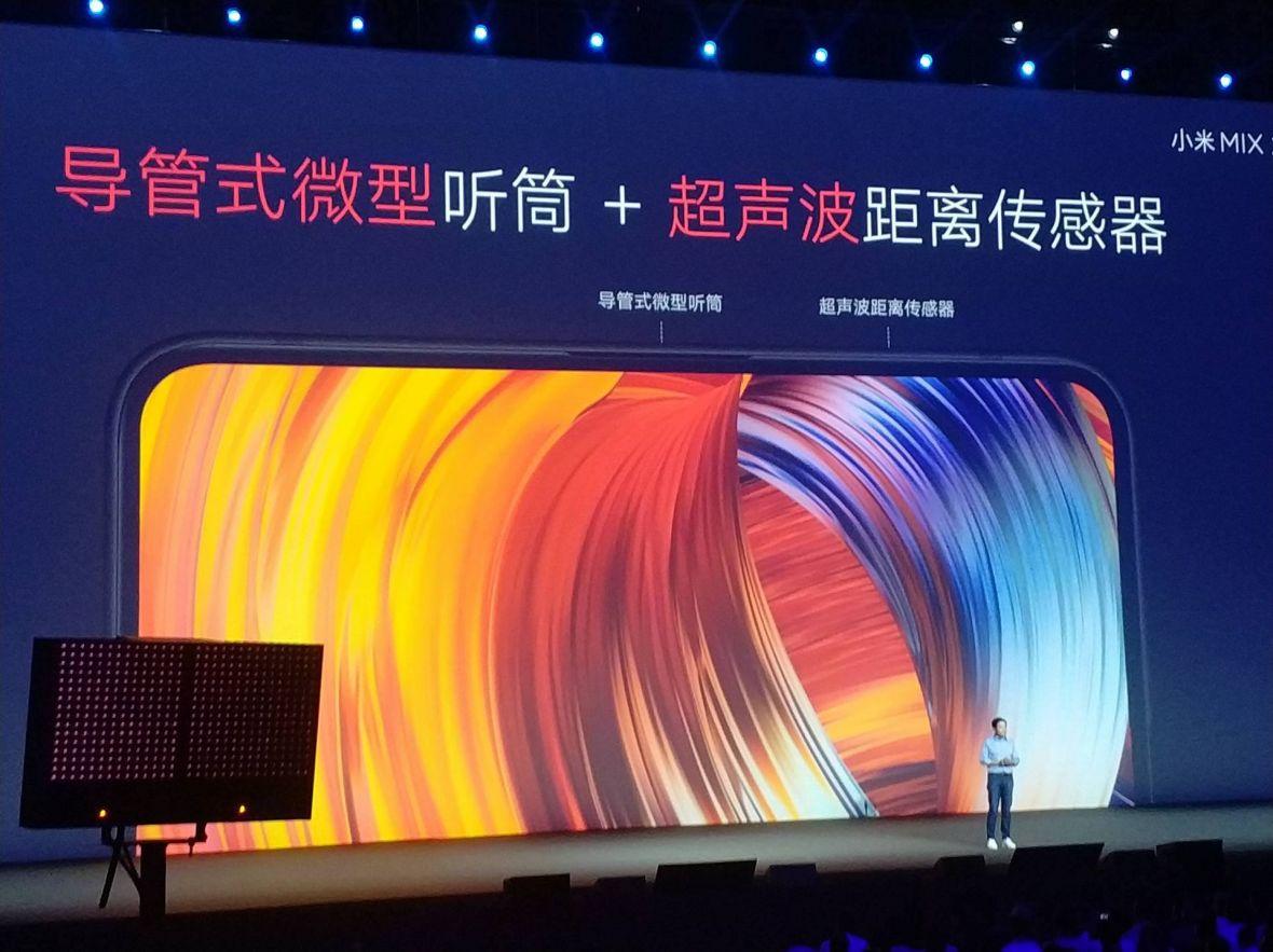 Tym smartfonem Xiaomi chce pobić świat. Oto bezramkowy Mi Mix 2