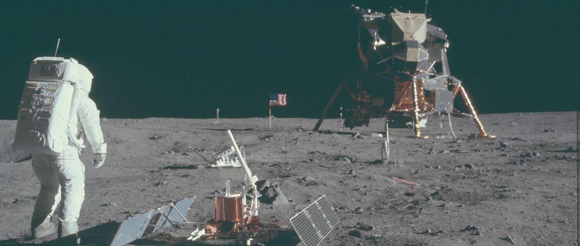 Amerykanie wrócą na Księżyc. Podbój Marsa stał się celem drugorzędnym