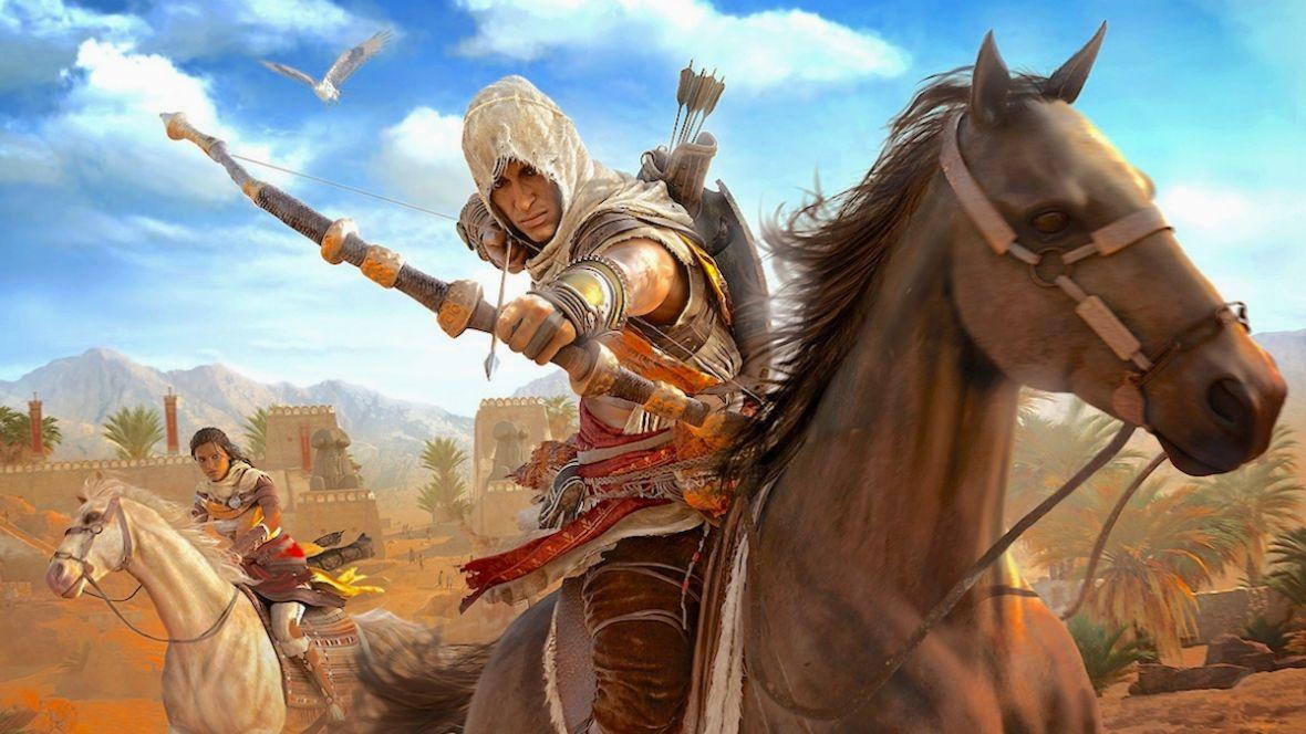 Egipt w Assassin's Creed: Origins okazał się niesamowitym miejscem – recenzja