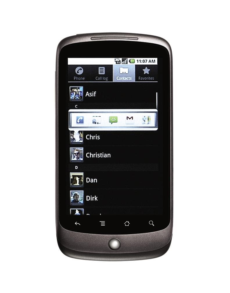 Google uses Nexus One phone to boost mobile-online ad strategy