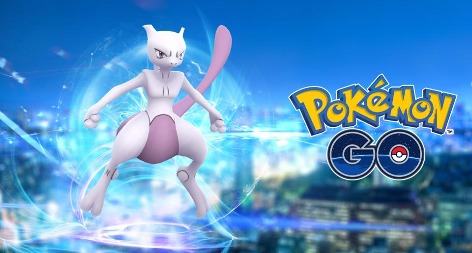 Tylko przypadek sprawił, że złapałem Mewtwo w Pokemon GO