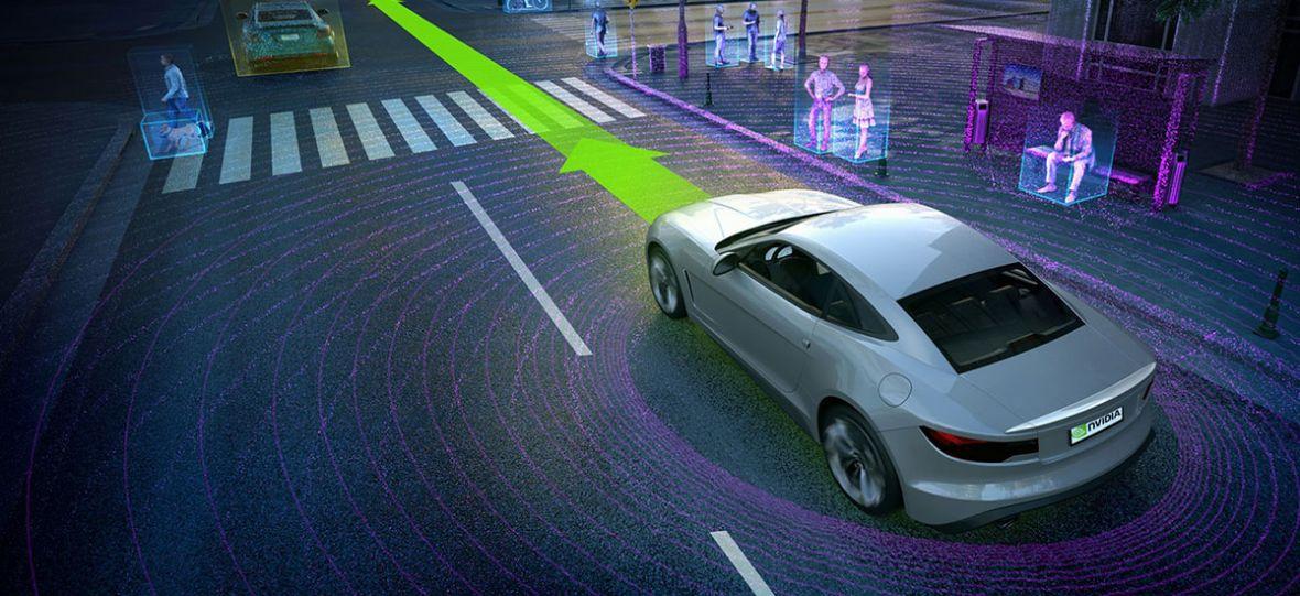 Dzięki nowemu układowi Nvidii każdy samochód będzie mógł obejść się bez kierowcy