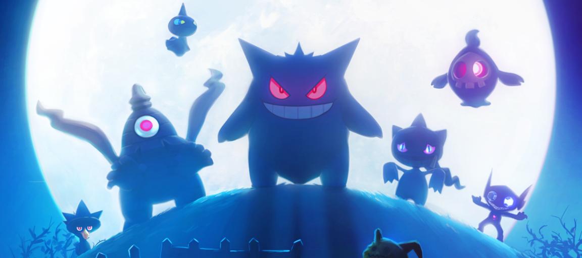 W Pokemon GO Halloween zacznie się już jutro. Na graczy czekają nowe stworki i bonusy