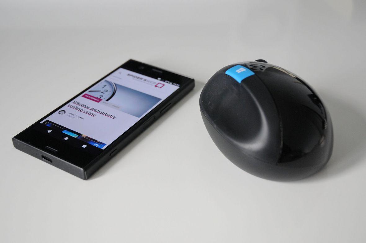 Mały smartfon o dużych możliwościach. Sony Xperia XZ1 Compact – pierwsze wrażenia