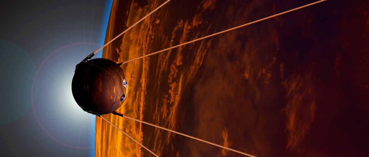 Sputnik 1 poleciał na orbitę 60 lat temu. To pierwszy sztuczny satelita w historii ludzkości