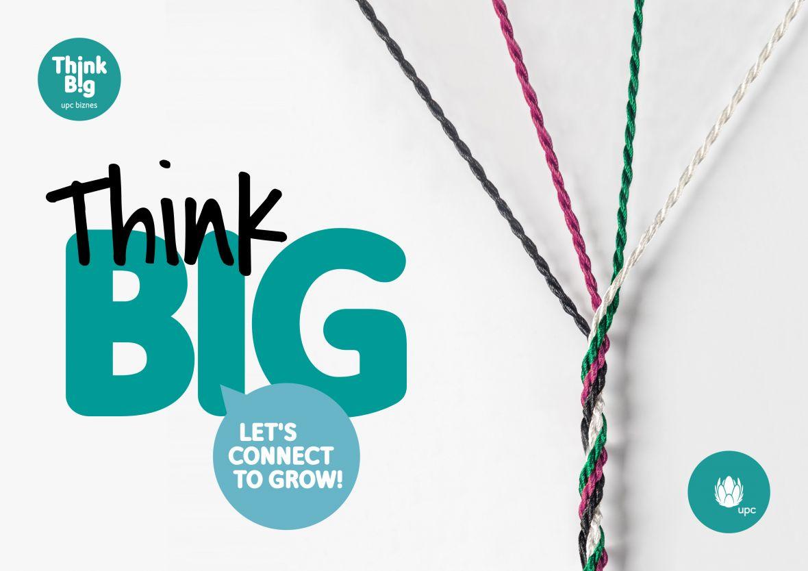 Dzięki Think Big od UPC najlepsi przedsiębiorcy mogą przyspieszyć rozwój swojego biznesu