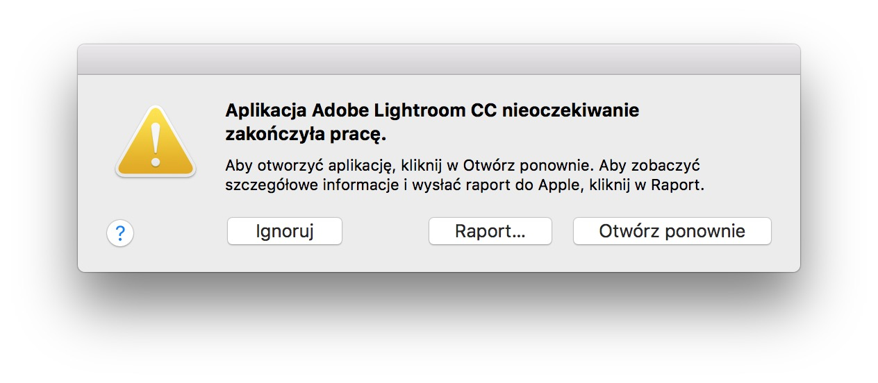 Adobe Lightroom CC - recenzja programu