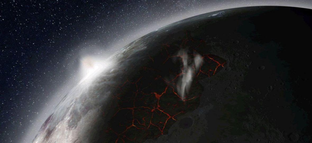 A wiecie, że Księżyc miał kiedyś własną atmosferę? To odkrycie pomoże w budowie bazy księżycowej