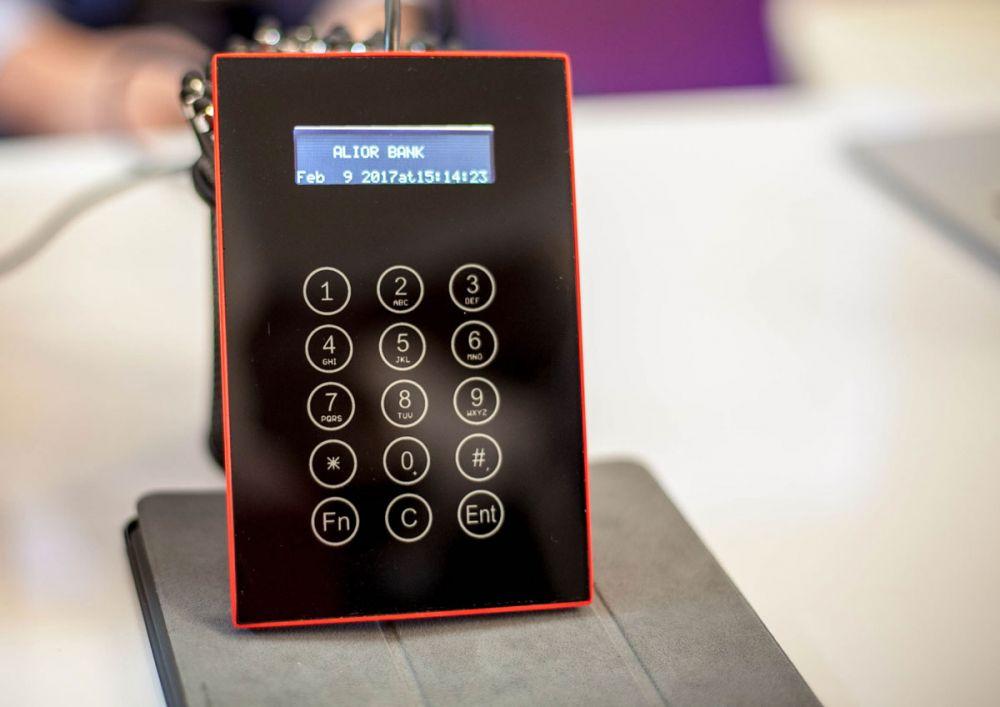 bankowe urzadzenie kryptograficzne