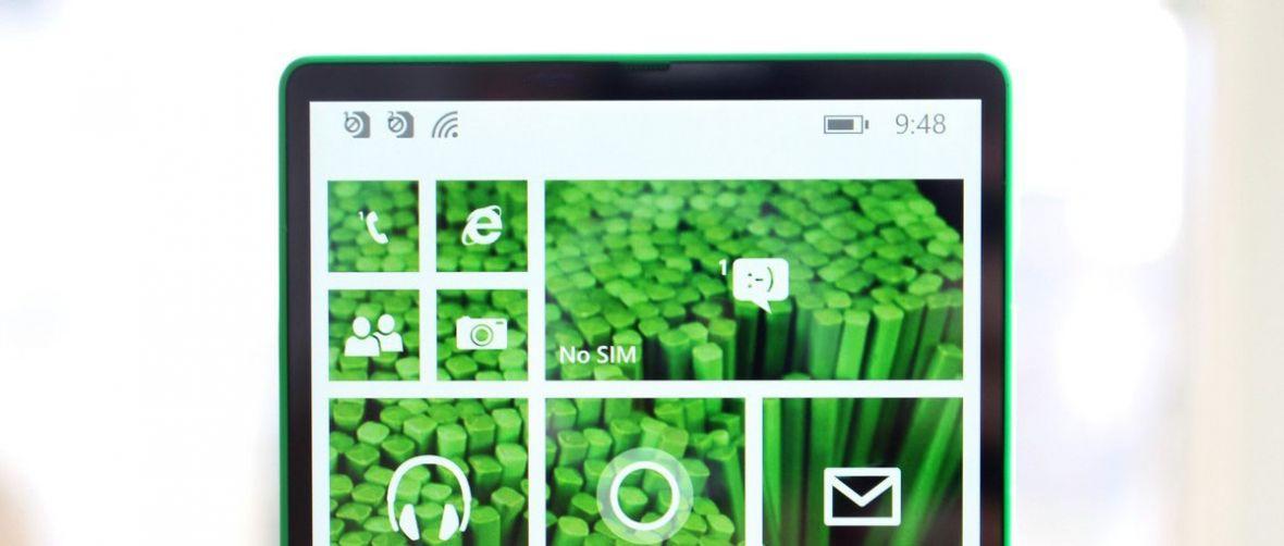 Lumia miała bezramkowy wyświetlacz, zanim w Apple zdążyli o nim pomyśleć. No… mogła mieć