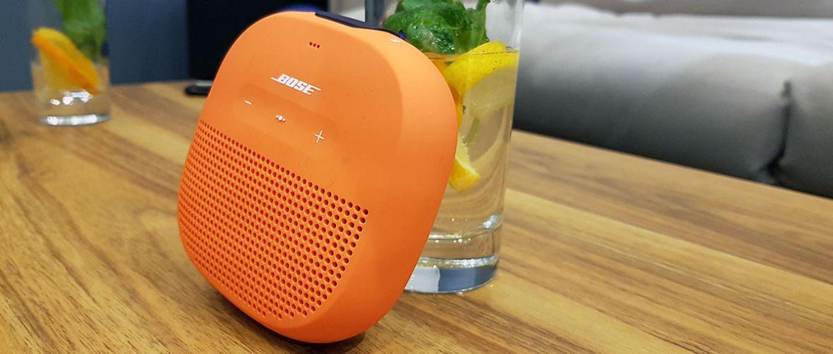 Potężny dźwięk z miniaturowego głośnika. Bose SoundLink Micro zdaje się łamać prawa fizyki