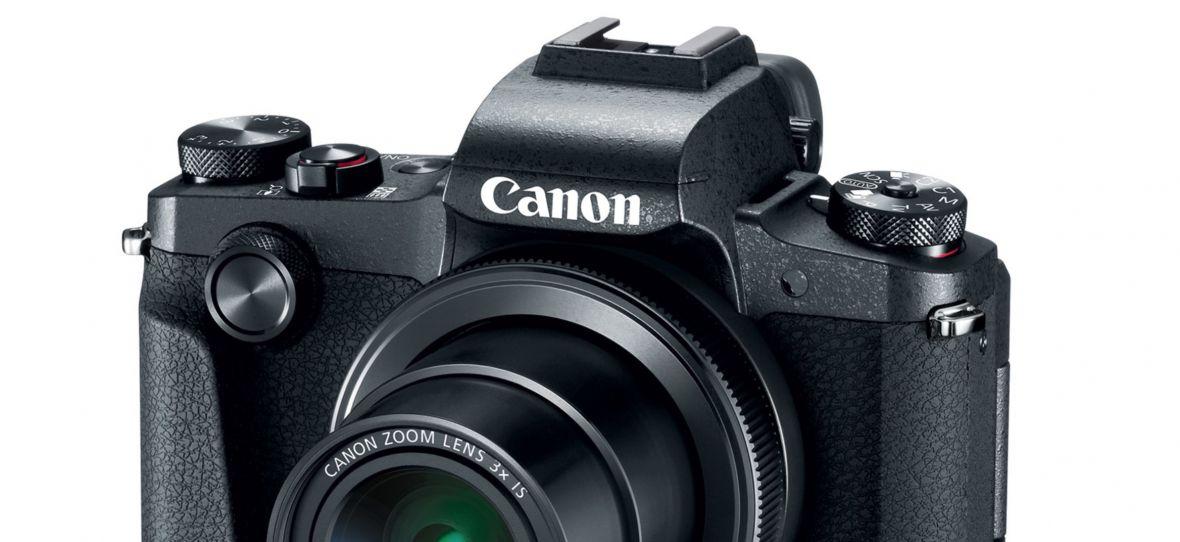 Canon pokazał kompakt lepszy od większości tanich lustrzanek. Oto G1 X Mark III