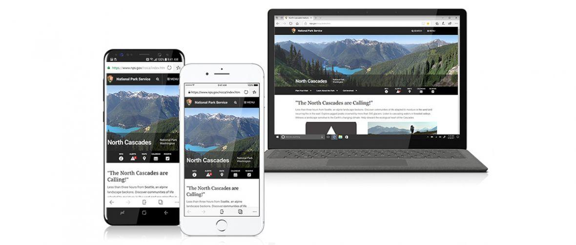 Microsoft zaskoczył wszystkich. Przeglądarka Edge trafia na iOS i Androida