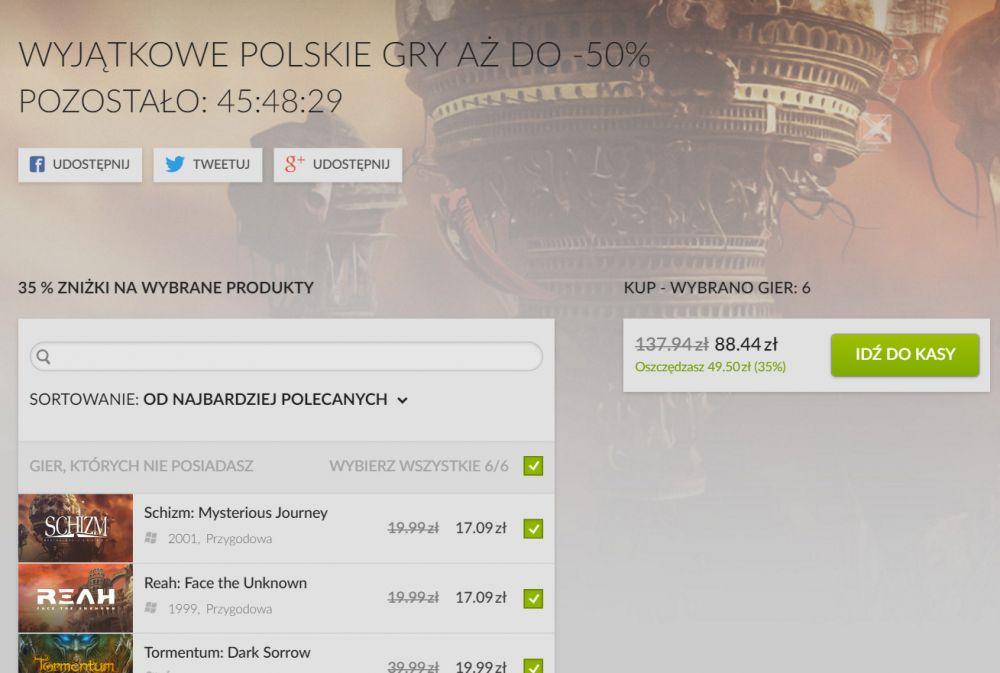 gog com w polsce