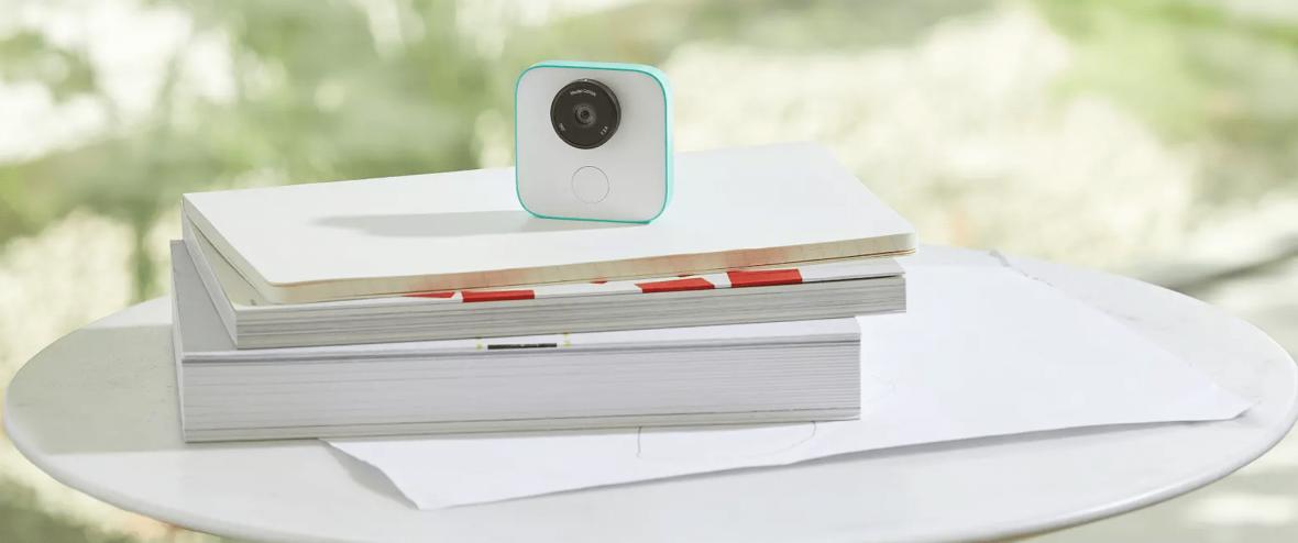 Google Clips, czyli… aparat kompaktowy wymyślony na nowo?