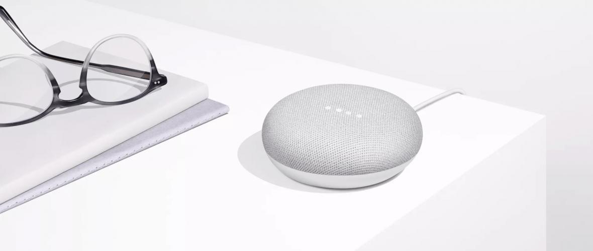 Asystent Google w zgrabnym opakowaniu. Oto Google Home Mini