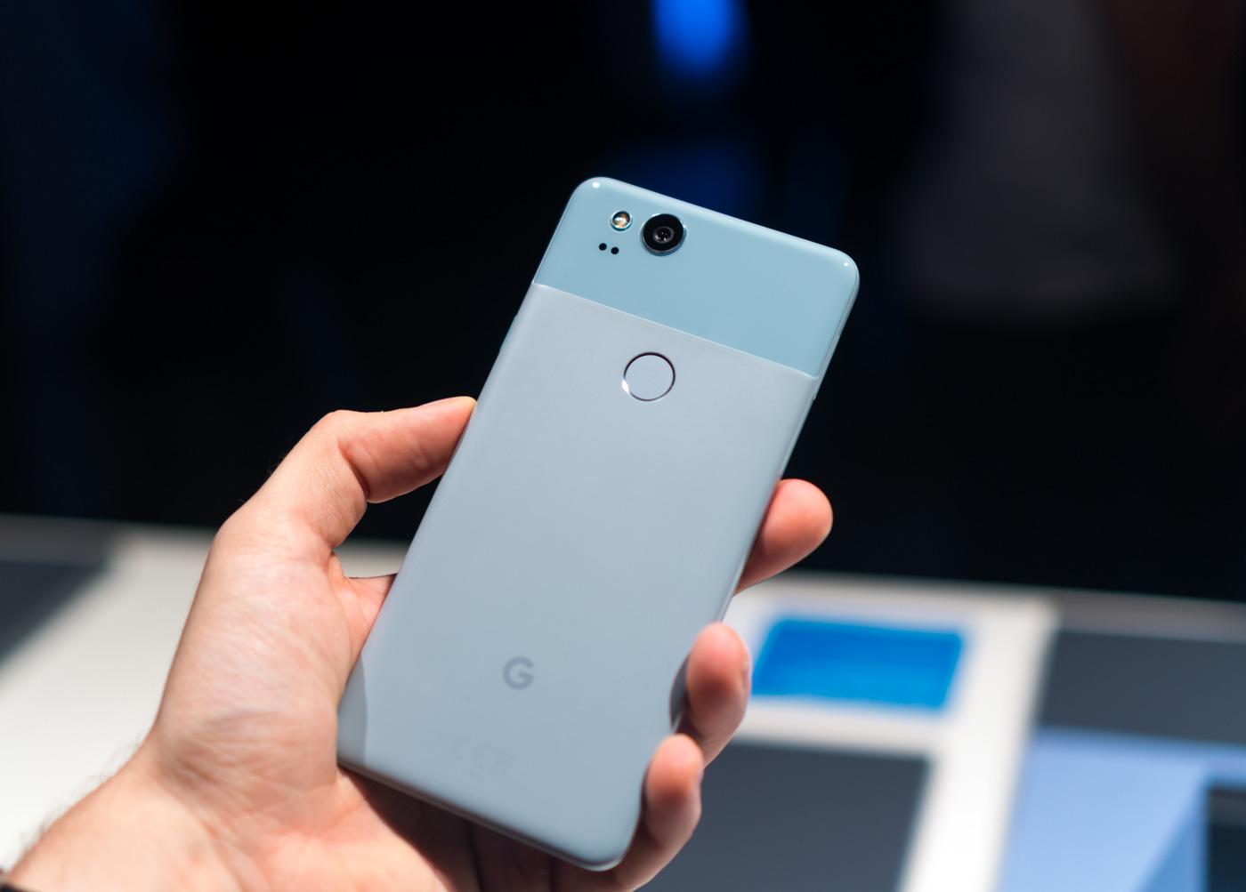 Google Pixel 2 - Pixel 2 XL - pierwsze wrażenia