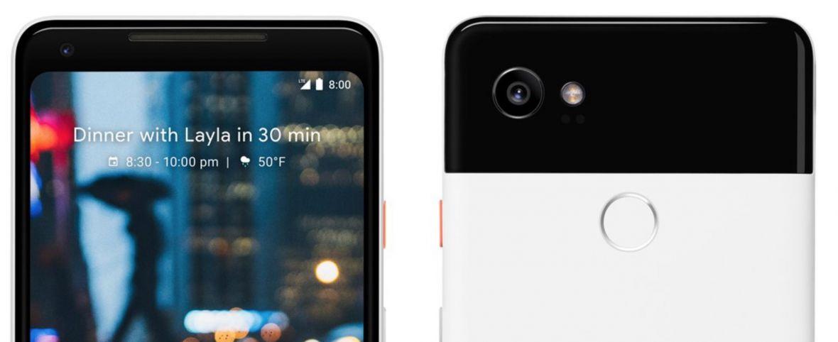Google Pixel 2 i Pixel 2 XL już prawie bez tajemnic. Wszystko, co o nich wiemy