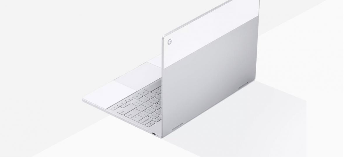 Pixelbook to najlepszy i najdroższy Chromebook na rynku