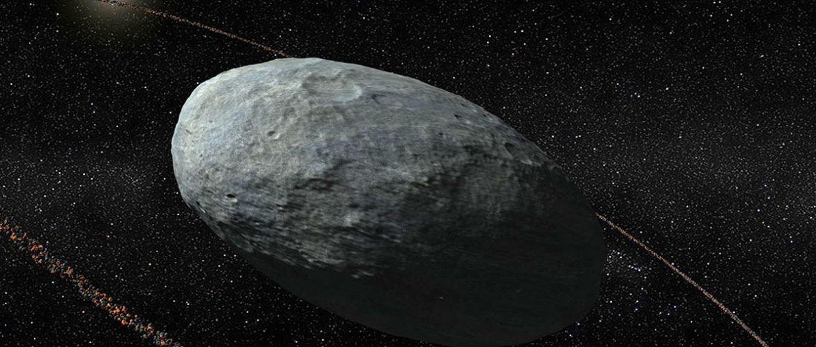 Planeta karłowata Haumea zaskoczyła naukowców. Obiekt posiada pierścień