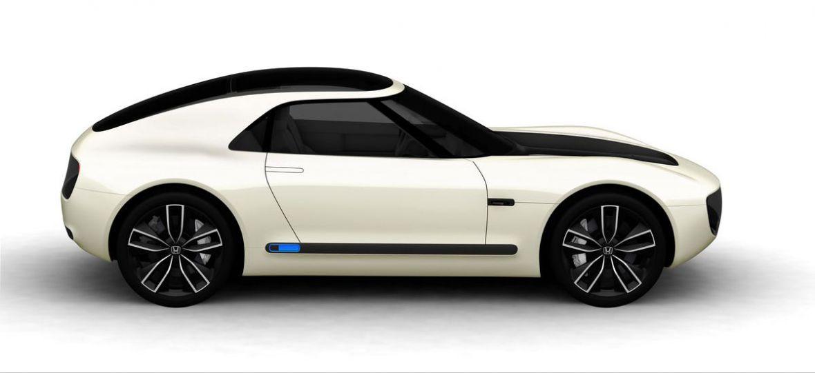 Sports EV to kolejny model Hondy od którego nie mogę oderwać wzroku