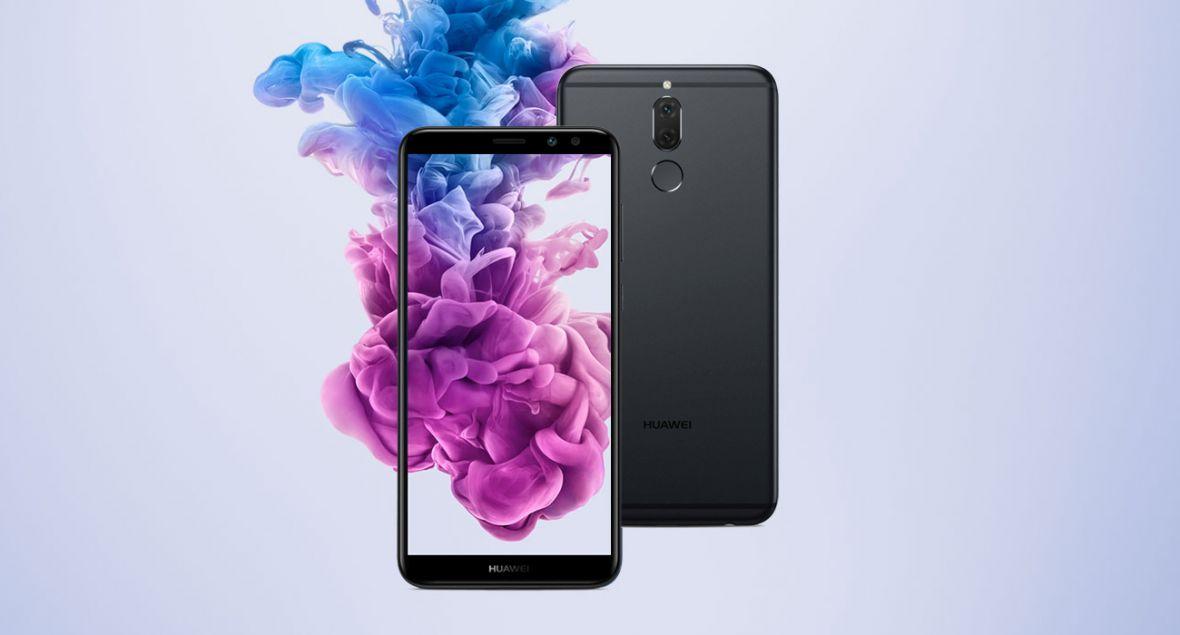 Huawei Mate 10 Lite już jest. Kusi dużym ekranem, niewygórowaną ceną i… czterema aparatami