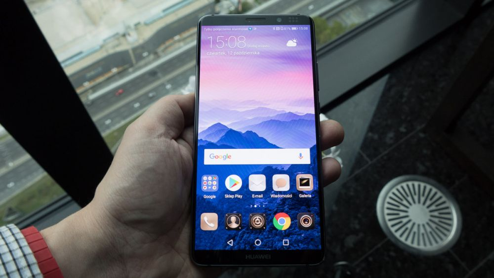 Jaki smartfon do 2000 zł? Huawei Mate 10 Pro