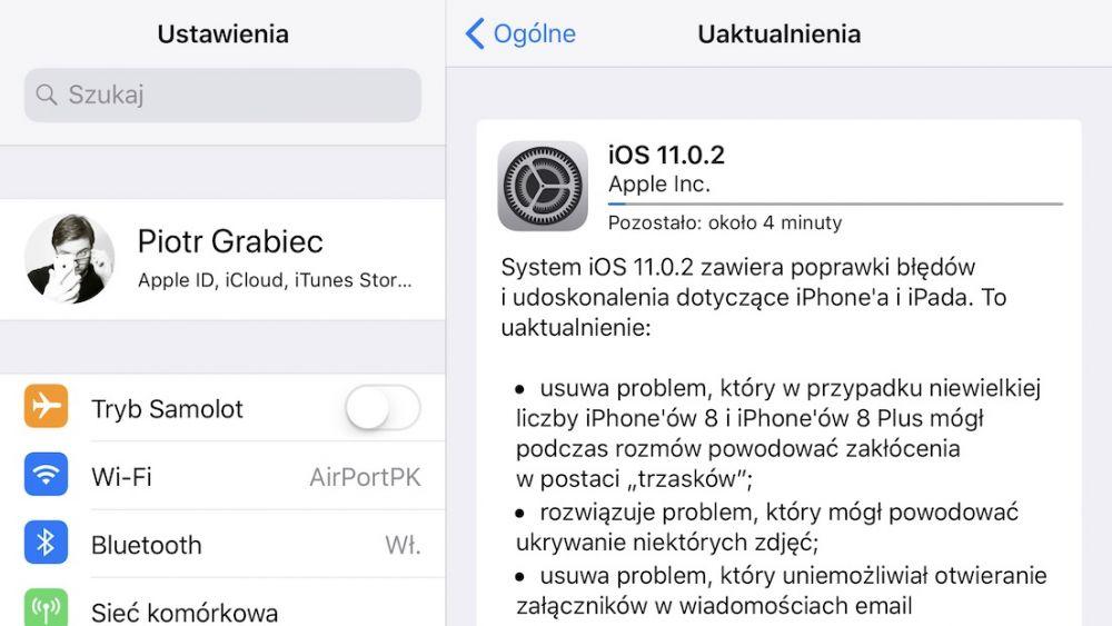 iOS 11.0.2