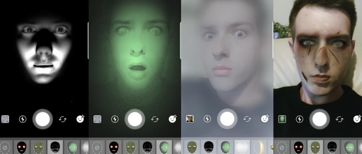 Jedno kliknięcie dzieli cię od zostania wampirem. Instagram już świętuje Halloween