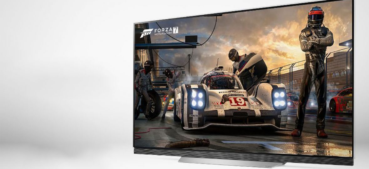 Jaki jest najlepszy telewizor dla gracza? Ten sam, co do filmów – z matrycą OLED