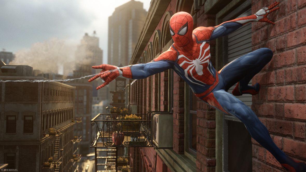 Spider-Man na PlayStation 4 będzie kozakiem. Od samiutkiego początku