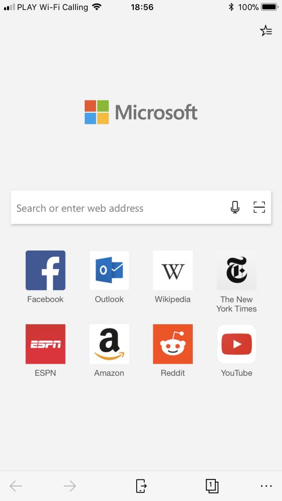 microsoft edge iphone ios 0